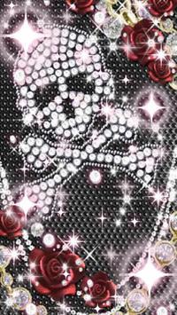 Kira Kira☆Jewel no.136 Free poster