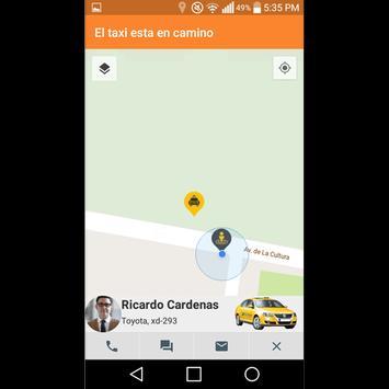 TRYS Taxi apk screenshot