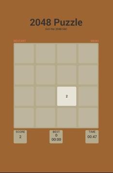 Classic Puzzle 2048 poster