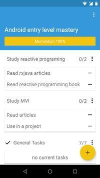 Momentum screenshot 1