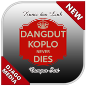 key and dangdut lyrics icon