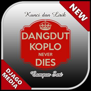 key and dangdut lyrics apk screenshot