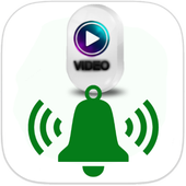 Ring video doorbell android icon