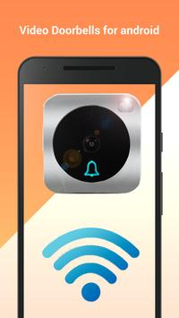 Ring video doorbell android poster