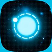 Galaxy Escape - Atom Radiation icon
