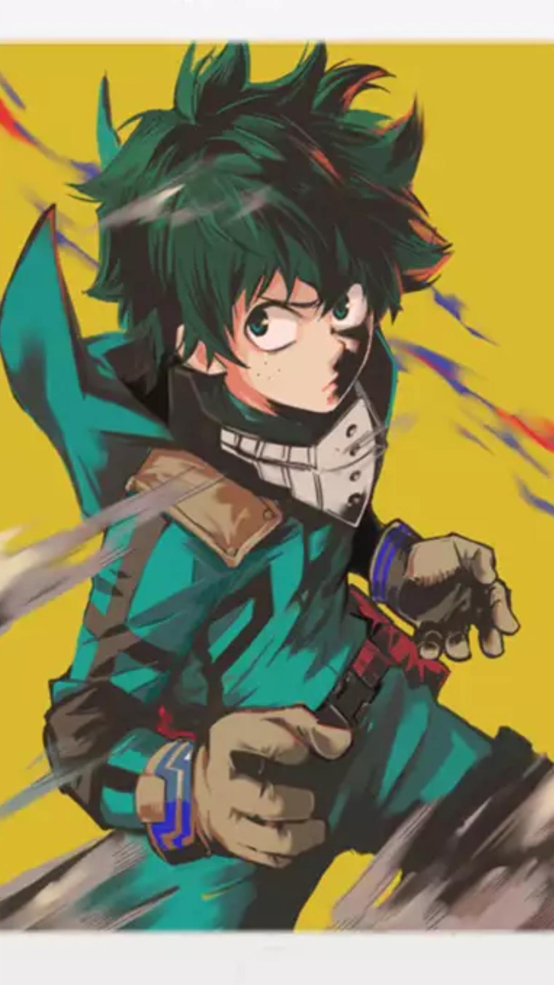 Boku No Hero Wallpaper Android Hd Dowload Anime Wallpaper Hd