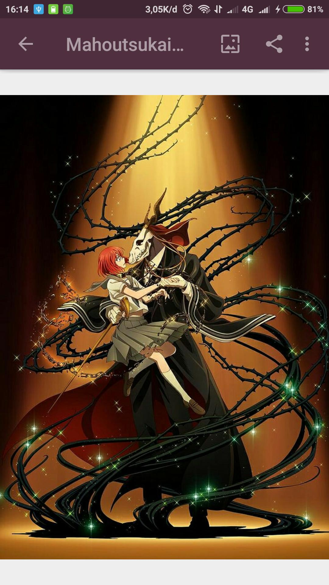 Mahoutsukai Yome Wallpaper Hd For Android Apk Download