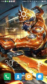 Aov X Mobil Legend Wallpaper screenshot 4
