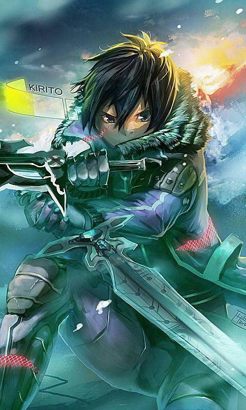 Art Sao Hd Wallpaper For Android Apk Download