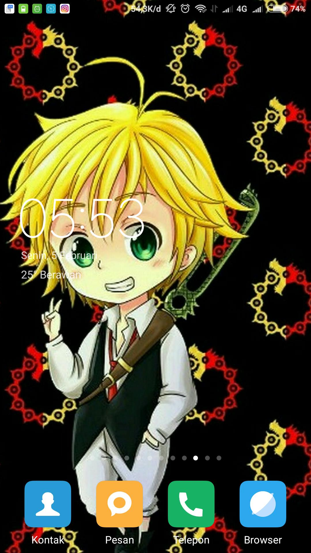 Wallpaper Anime 7 Deadly Sins Fanart For Android Apk Download