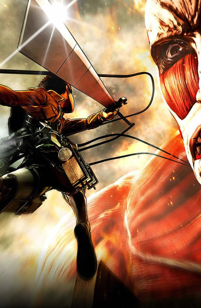Snk Fansart Wallpaper Attack On Titan For Android Apk Download