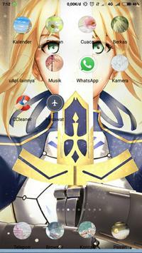 Wallpaper anime Fate/Stay Night screenshot 2