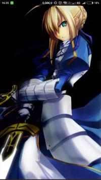 Wallpaper anime Fate/Stay Night apk screenshot