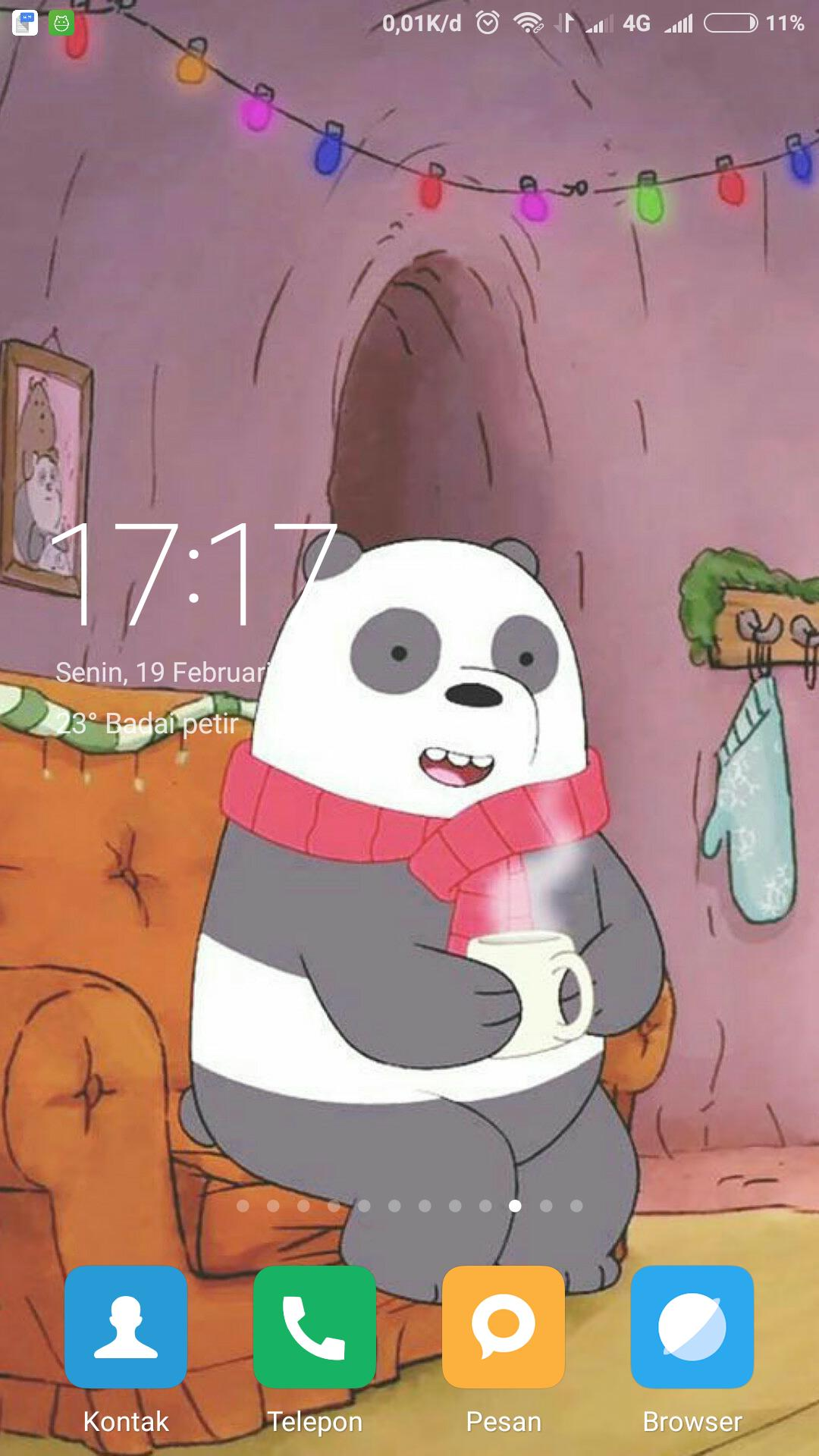 We Bare Bears Hd Wallpaper For Android Apk Download