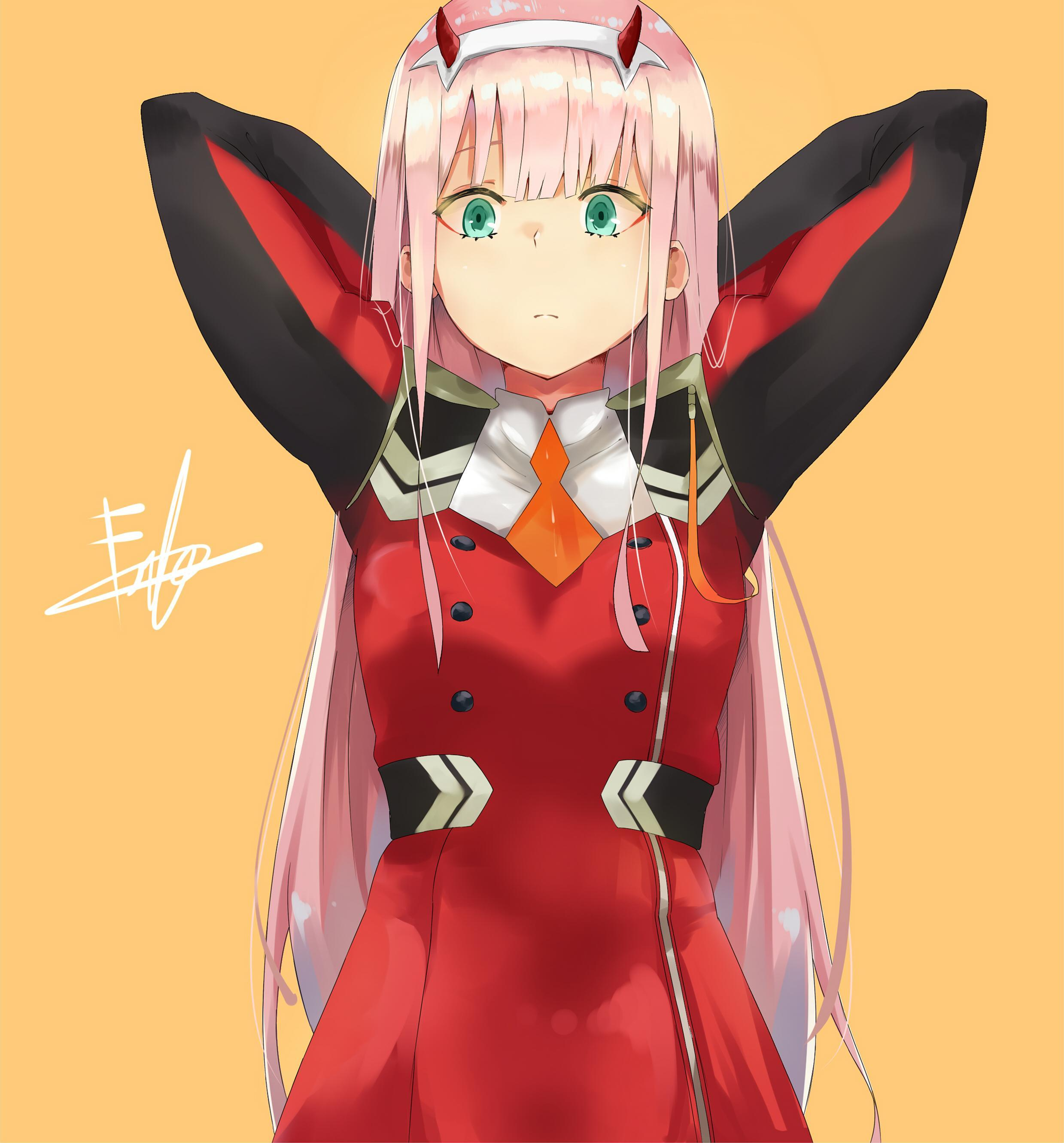 4000+ Wallpaper Android Hd Zero Two