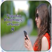 Popular Ringtones For iPhone 8 icon