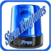 Siren Ringtones free 2018 icon