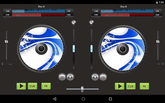 Virtual DJ Mixer screenshot 1