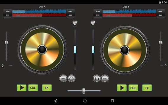 Virtual DJ Mixer screenshot 2