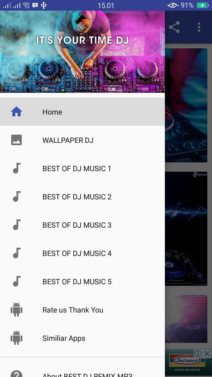 Best DJ Remix Mp3 for Android - APK Download