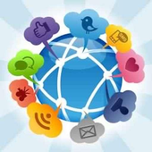 Social Networks All in one icon
