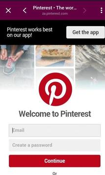 Social Networks All in one apk screenshot