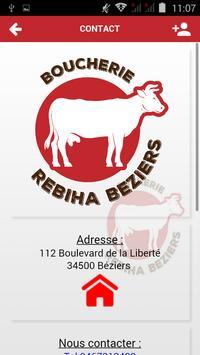 Boucherie Rebiha screenshot 5