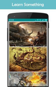 Famous Steampunk Art apk screenshot