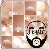 DJ Khaled Piano Tiles Music icon