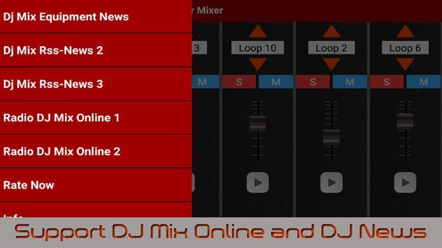 Dj House Music Player Mixer screenshot 2