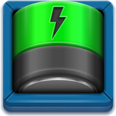 Battery saver Fast charging 2018 icon