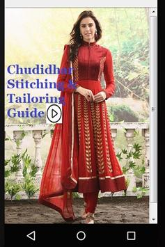 Chudidhar Stitching & Tailoring Guide poster