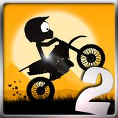 Stick Stunt Biker 2 icon