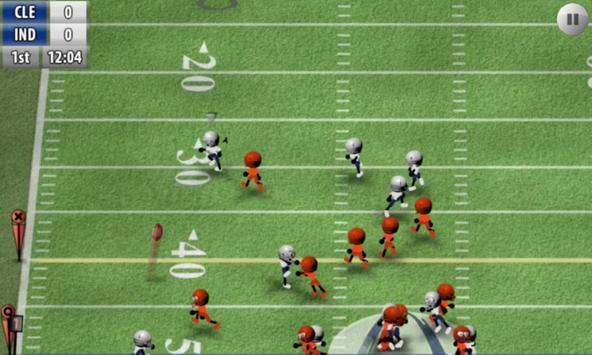 Stickman Football - The Bowl apk screenshot