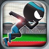 Stickman Games : Summer (Free) icon