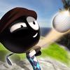 Stickman Cross Golf Battle Zeichen