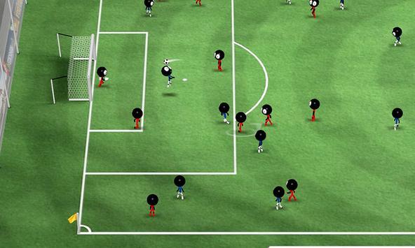 Stickman Soccer 2016 poster