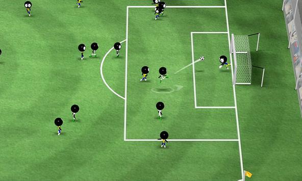 Stickman Soccer 2016 apk screenshot