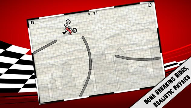 Stick Stunt Biker screenshot 10