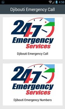 Djibouti Emergency Call poster