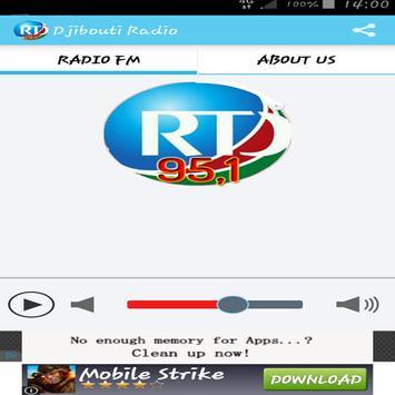 Djibouti Radio screenshot 3