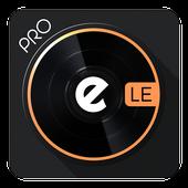edjing PRO LE - Music DJ mixer icon