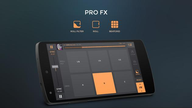 edjing PRO LE - Music DJ mixer screenshot 4