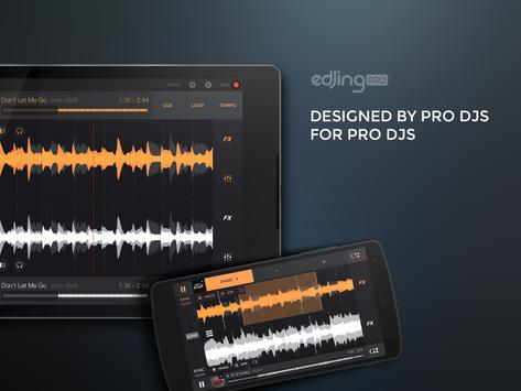 edjing PRO LE - Music DJ mixer screenshot 5