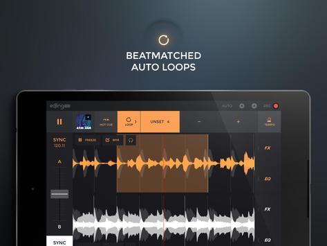 edjing PRO LE - Music DJ mixer screenshot 6