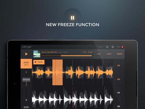 edjing PRO LE - Music DJ mixer screenshot 8