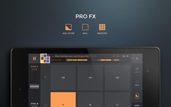 edjing PRO LE - Music DJ mixer screenshot 14