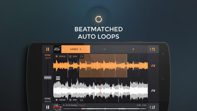edjing PRO LE - Music DJ mixer screenshot 1