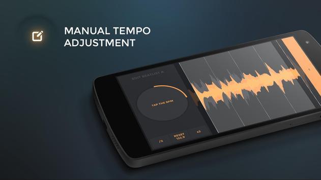 edjing Pro LE - consola de DJ captura de pantalla de la apk