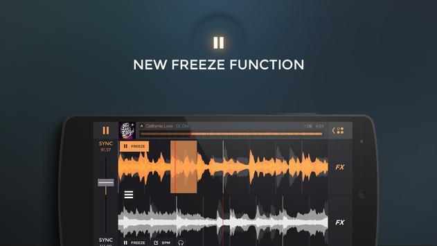 edjing PRO LE - Music DJ mixer screenshot 3